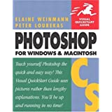 Photoshop CS for Windows and Macintosh: Visual Quickstart Guide (Visual QuickStart Guides)by Elaine Weinmann