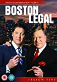Boston Legal - Season 5 [DVD]