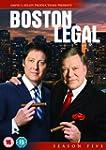 Boston Legal S5 [UK Import]