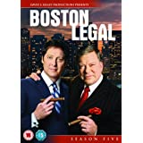 Boston Legal - Season 5 [DVD]by William Shatner