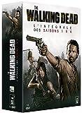 The Walking Dead - L'intégrale des saisons 1 à 4 (dvd)