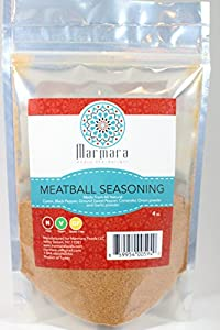 Marmara Special Meatball Spice Mix 4 Oz (2 Packs)