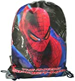 AMAZING SPIDERMAN SCHOOL GYM BACKPACK TRAINER SPORT SHOE PE SWIM BAG OFFICIAL