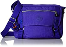 Kipling Gracy Crossbody, Octopus Purple, One Size