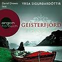 Geisterfjord: Island-Thriller Hörbuch von Yrsa Sigurðardóttir Gesprochen von: Daniel Drewes