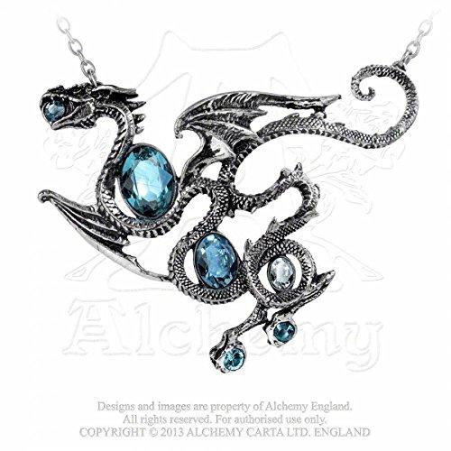 Alchemy Gothic Aqua Drago Per