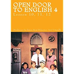 Open Door to English 4