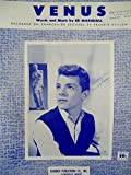 img - for Venus (Frankie Avalon) - P/V/G Sheet Music - W/Photo Cover book / textbook / text book