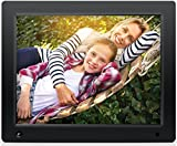 Nixplay Original 12 Inch WiFi Cloud Digital Photo Frame. iPhone & Android App - Email - Facebook - Dropbox - Instagram - Flickr - Picasa (W12A)