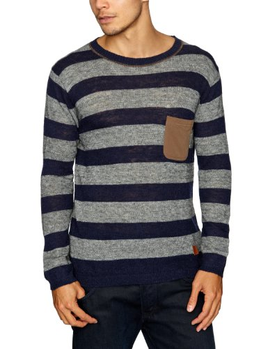 Cottonfield Crowe Men's Jumper Pattern XX-Large