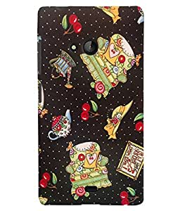 Citydreamz Back Cover For Microsoft Lumia 540|