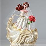 Enesco(エネスコ) Disney Showcase Belle Couture de Force (Bride) 4045444 [並行輸入品]