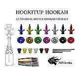 Universal Bottle Hookah Stem Kit - Adapter STANDARD by Al Moonla