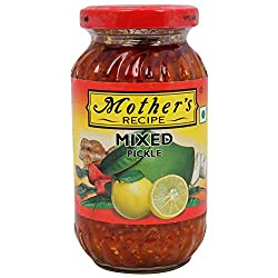 Mother's Recipe Pickle - Mixed , 300g Jar