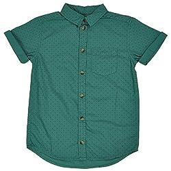 NOQNOQ Ribbed Collar Shirt Boys NN Style 03 BOY A