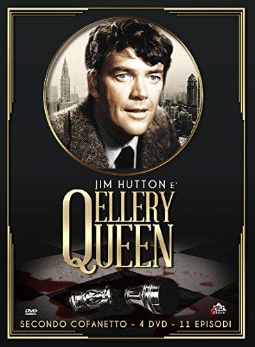 Ellery Queen - Volume 2 (4 DVD)