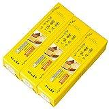 長崎心泉堂 長崎カステラ 幸せの黄色いカステラ 10切カットタイプ (310g×3本セット)
