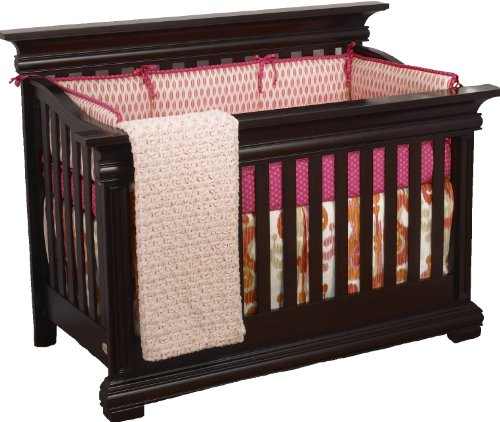Cotton Tale Designs 4 Piece Crib Bedding Set, Sundance