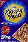 Nabisco Honey Maid Cinnamon Grahams, 14.4 Oz. (1 Box)