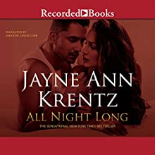 All Night Long (       UNABRIDGED) by Jayne Ann Krentz Narrated by Amanda Cobb