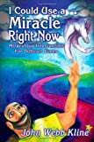 img - for I Could Use a Miracle Right Now! Miraculous Intervention for Difficult Times by Kline, John Webb (2006) Paperback book / textbook / text book