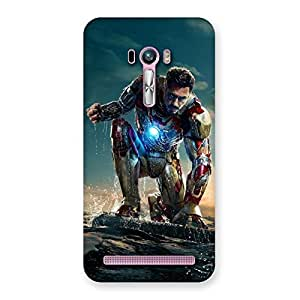 Ajay Enterprises Div ron Prepsor Back Case Cover for Zenfone Selfie