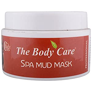The Body Care Spa mud mask