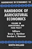 img - for Handbook of Agricultural Economics, Volume 2B: Agricultural and Food Policy book / textbook / text book