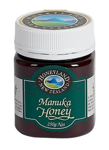 Honeyland Manuka Honey, 8 oz Jars Pack of 2