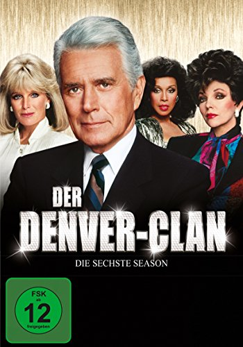 Der Denver-Clan - Season 6 [8 DVDs]
