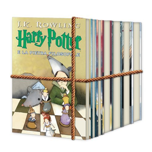 Harry Potter la saga completa PDF