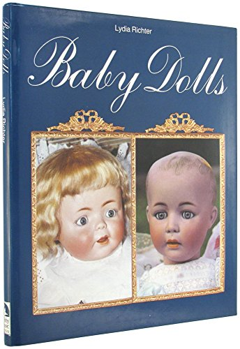 Baby Dolls with Heads Made of Bisque from 1909 until Circa 1930: Character Baby Dolls