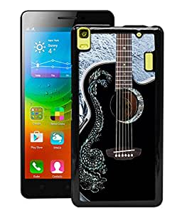 djimpex DIGITAL PRINTED BACK COVER FOR LENOVO A7000