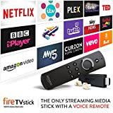 from Amazon Fire TV Stick with Voice Remote Model W87CUN