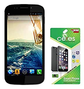 Ceres AquaShieldz Matte Screen Guard Protector For Micromax Canvas 4 A210 (Pack Of 3)