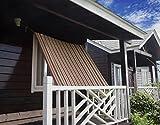 (サニー クラウド)Sunny Cloud屋外 UVカット シェードオーニング (90×180cm)スリー・カラー