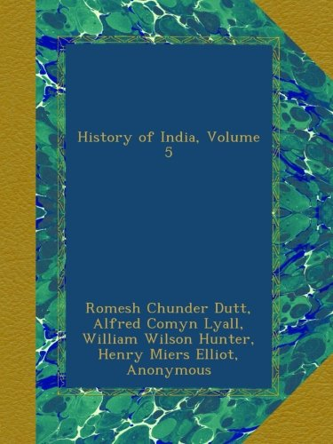 history-of-india-volume-5