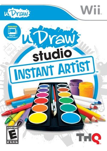 u draw game for wii