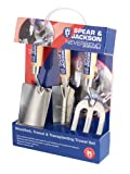 #7: Spear & Jackson Neverbend Stainless Hand Tool Gift Set