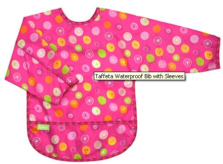PATTERN FOR BABY BIBS WITH SLEEVES | Sewing Patterns for Baby