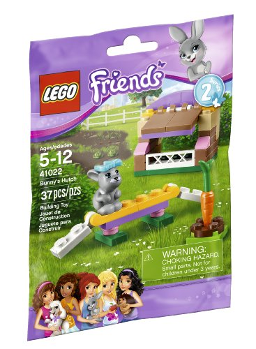 LEGO Friends Bunny's Hutch (41022) - 1
