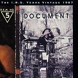 echange, troc R.E.M. - Document (1987)