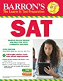 img - for Barron's SAT, 27th Edition (Barron's Sat (Book Only)) book / textbook / text book