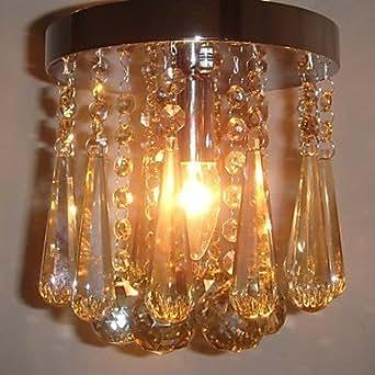 ein lighting kronleuchter 200 mm luxus modernen kristall. Black Bedroom Furniture Sets. Home Design Ideas