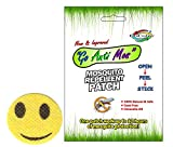 GoColor Anti Mosquito Repellent Patch Smiley With Natural Citronella Oil ( 30 Stickers )