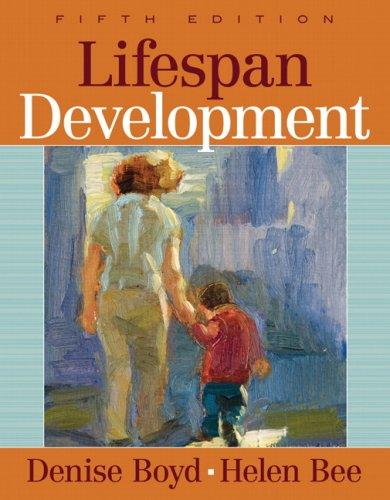 Lifespan Development (5th Edition)