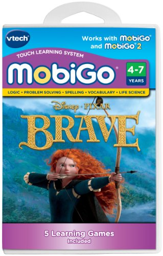 Visit VTech MobiGo Software Cartridge - Brave Details