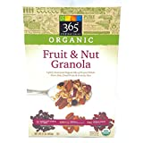 365 Everyday Value Organic Fruit & Nut Granola