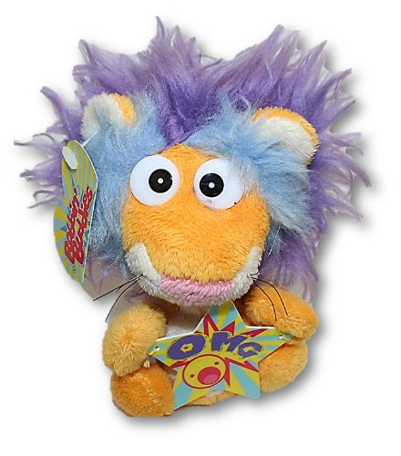 "Bobbin Buddies Plush Novelty Toys - ""OMG"" - 1"