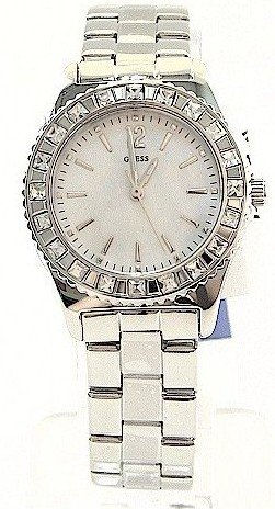 GUESS? Women's 86149L Stainless Steel Watch